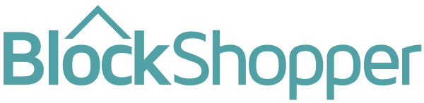 Blockshopper green logo
